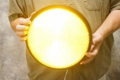 Yellow LED Traffic Lamp Element